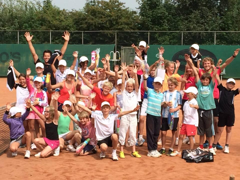 Trainingsweek T.V. Groetincke 2014